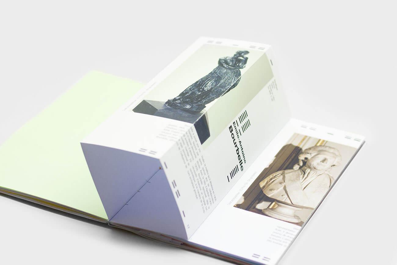 Livret guide musée des beaux arts de lille déconstruction