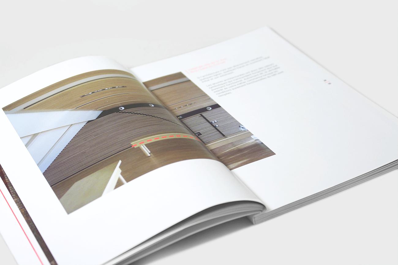 Équipage Architecture book