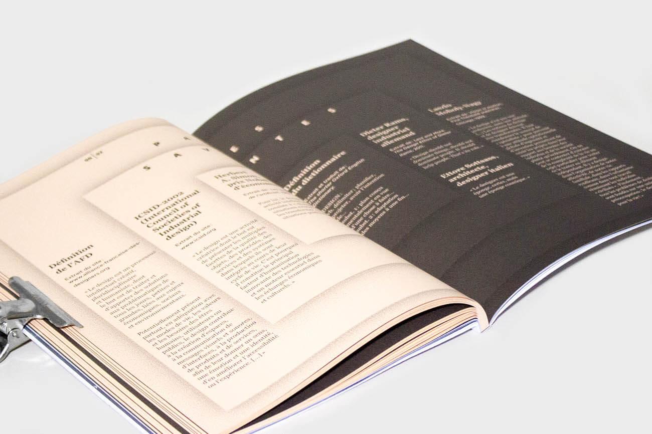 Monstre de Design Bibliographie