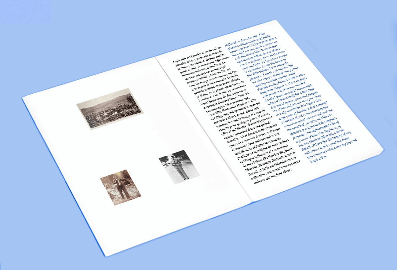 Lookbook Mode Nejkerich introduction