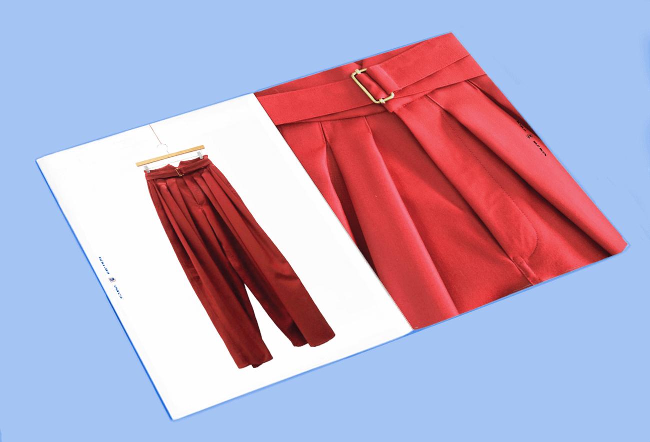 Lookbook Mode Njekerich Pantalon