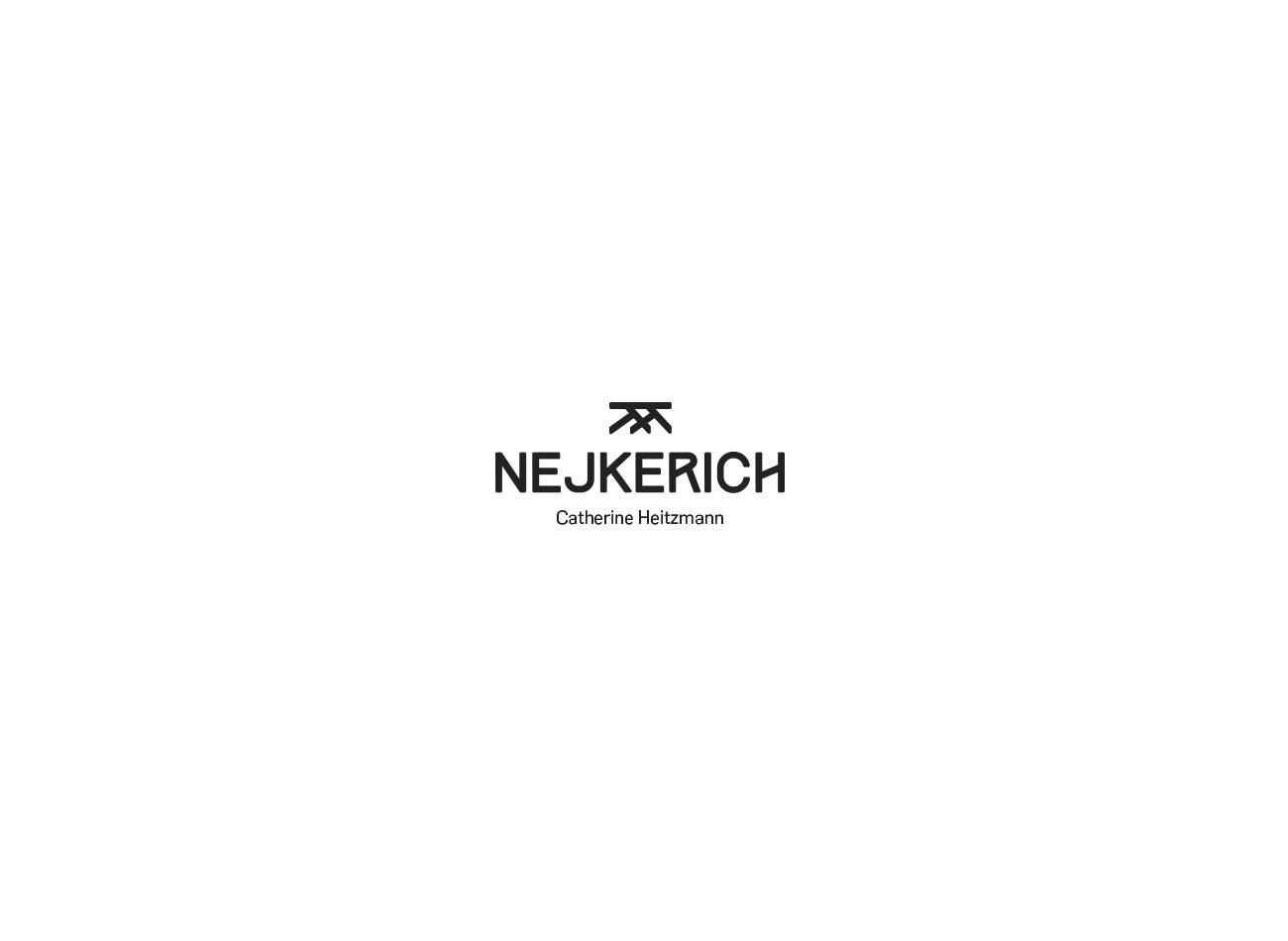 Identité visuelle Nejkerich
